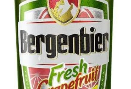 Bergenbier lanseaza o noua bere cu arome