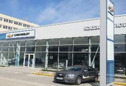 Chevrolet are un nou showroom in Bucuresti