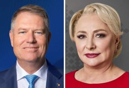 Alegeri prezidentiale 2019: Klaus Iohannis vs. Viorica Dancila - educatie, politica si experienta profesionala