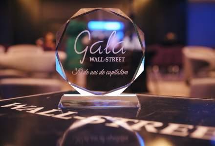 Gala Wall-Street.ro 2019: Cine sunt castigatorii celor 30 de ani de capitalism
