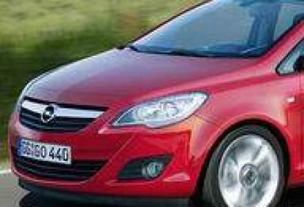 Noua generatie Opel Astra va fi disponibila la inceputul lui 2010 in Europa