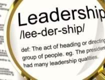 Leadership-ul ca o forma de...