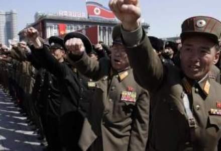 Populatia nord-coreeana, intre propaganda si complot american