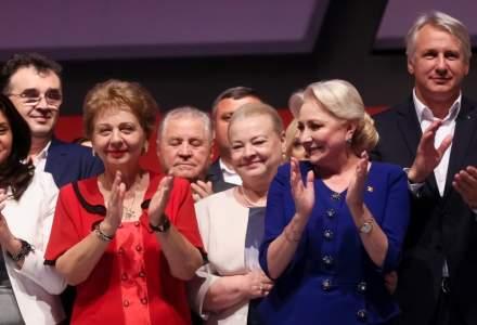 Judetele in care Viorica Dancila a castigat alegerile