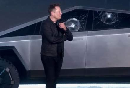 Elon Musk: 200.000 de precomenzi pentru camioneta Cybertruck