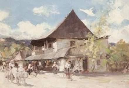 Celebra casa Bonhams va scoate la licitatie opere de Nicolae Grigorescu, Theodor Aman si Stefan Luchian