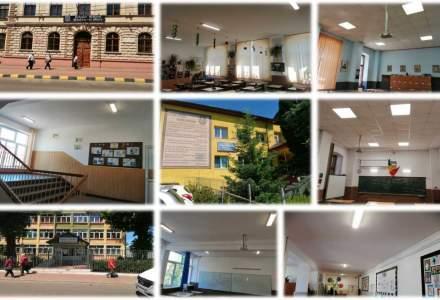 Iluminare inteligenta in scolile din Suceava
