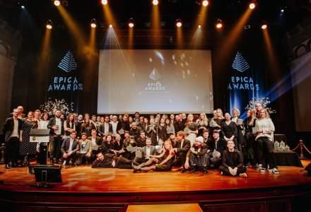 Castigatorii Epica Awards 2019, singura competitie internationala de publicitate cu juriu format din jurnalisti din care Wall-Street.ro a facut parte