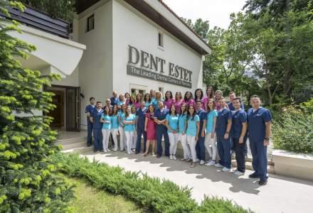 Grupul Dent Estet, controlat de MedLife, anunta o crestere cu 34% a cifrei de afaceri la noua luni, ajungand la 47 mil. lei