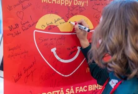 Fundatia pentru Copii Ronald McDonald construieste doua case pentru familiile copiilor din spitalele din Bucuresti si Iasi