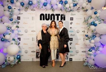 (P) Revista Nunta a sarbatorit 18 editii premium la Wedding Fashion Philosophy