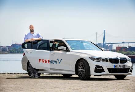 FREE NOW se lanseaza in Romania, cu 100.000 de curse gratuite si 50% reducere