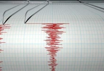 Un cutremur cu magnitudinea 6 s-a produs in apropiere de insula Creta