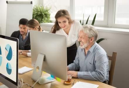 Studiu: Candidatii cu varste de peste 45 de ani isi gasesc cu mai multa dificultate un loc de munca fata de cei tineri