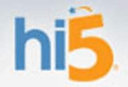 Hi5 introduce versiunea pe telefonul mobil in 26 de limbi