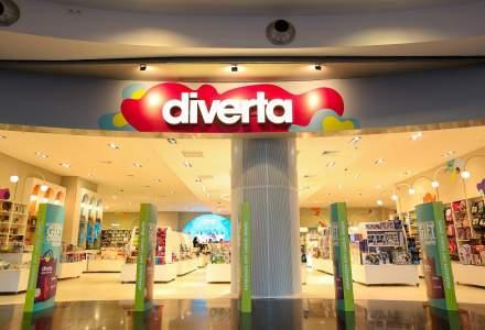 FOTO Cum arata noul concept Diverta din Baneasa Shopping City. Investitie de 200.000 de euro in rebranding