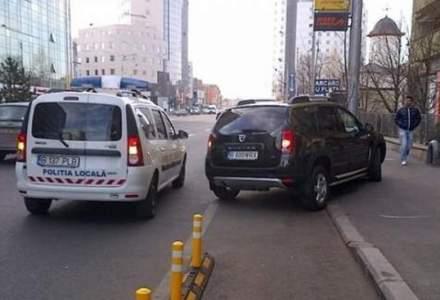 Salariile de la Politia Locala din Bucuresti ajung la 15.500 lei, fara sporuri