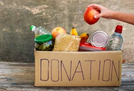 Crucea Rosie relanseaza programul Banca de Alimente sub mesajul Banca pentru Altcineva