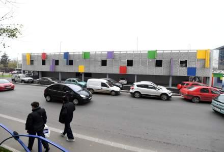 Primaria Sectorului 4 din Bucuresti a inaugurat joi parcarea publica de la Piata Sudului