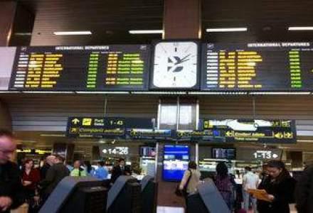 Veniturile Companiei Aeroporturi Bucuresti au crescut cu 15% in 2012