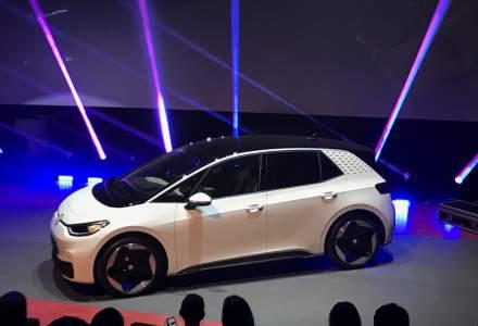 Noul model electric Volkswagen ID.3 1ST este expus in weekend in mall Baneasa