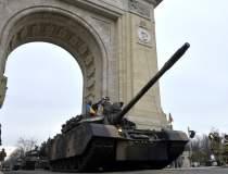 1 Decembrie: Parada militara...
