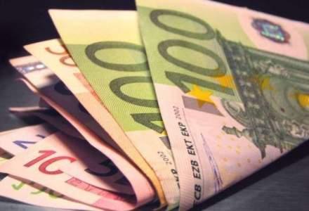 Leul s-a apreciat luni in raport cu principalele valute
