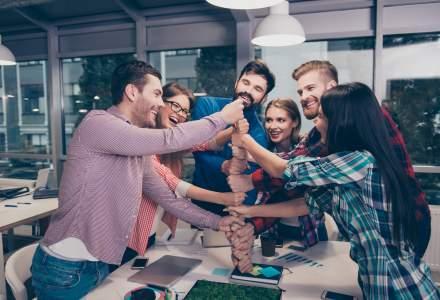 Studiu: In ce industrii lucreaza cei mai fericiti angajati din Romania
