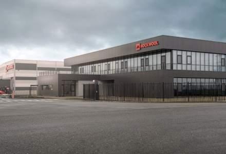 Rockwool a investit de 50 mil. euro intr-o fabrica de vata minerala bazaltica in parcul industrial Ploiesti West Park