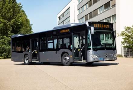 Primaria Sinaia cumpara 11 autobuze hibride