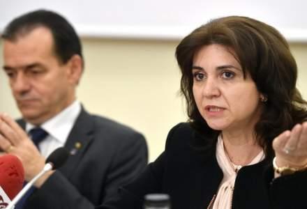 Monica Anisie, dupa dezastrul de la testele PISA: Romania are copii inteligenti si profesori capabili sa ii indrume pe calea cunoasterii