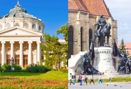 Care este orasul cu cele mai scumpe apartamente din Romania: Bucuresti sau Cluj-Napoca?