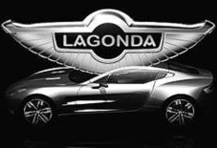 Aston Martin reinvie legendara marca Lagonda din 2012