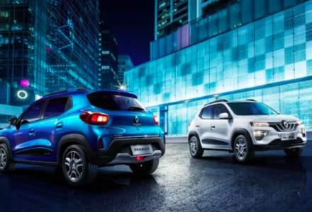 Prima Dacia electrica va avea 45 de cai putere si nu va trece de 105 km/h