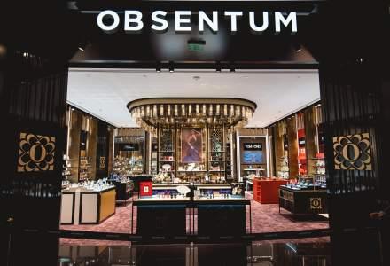 Obsentum deschide o noua parfumerie de nisa, prima din afara Bucurestiului