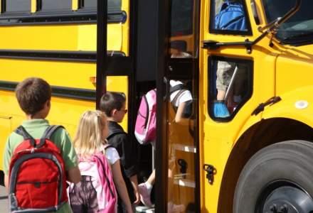 FACIAS: 125.000 de copii fac zilnic naveta. Distanta medie este de 18 kilometri