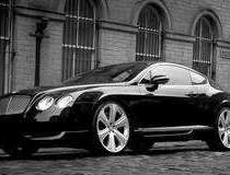 Bentley Motors si-a deschis...