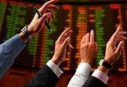 Cresterile spectaculoase de la inceputul saptamanii, 'pedepsite' de investitori