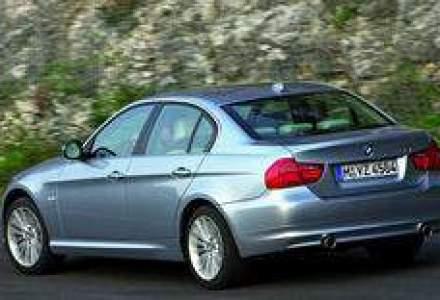 BMW Group Romania aduce in septembrie noul Seria 3, de la 22.150 euro