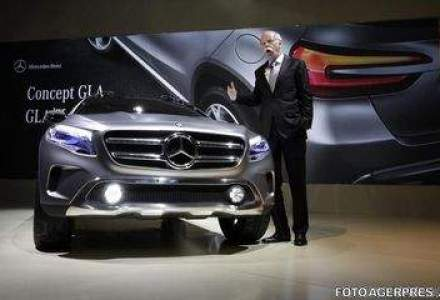 Cea mai buna veste din 2013: Daimler va investi peste 300 MIL. euro la Sebes