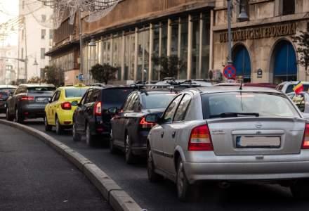 Parcul auto din Romania avea 6.5 mil. masini in 2018, dintre care peste 5 mil. aveau o vechime mai mare de 10 ani