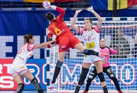 Handbal feminin: Victorie si calificare incredibila a Romaniei in grupele principale ale Campionatului Mondial