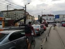 Cluj: o femeie a vandalizat 9...