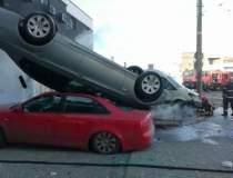 Explozie puternica in Galati....
