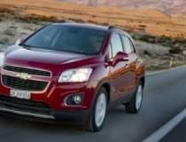 Test cu noul SUV Chevrolet....