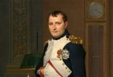 Un inel al imparatului Napoleon I, vandut la licitatie cu 97.900 euro