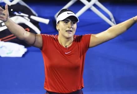 Bianca Andreescu a fost desemnata sportiva anului in Canada
