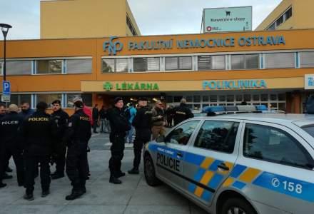 Atac armat intr-un spital din Cehia: Sase victime