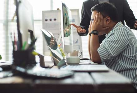 Sondaj BestJobs: Unul din doi angajati romani crede ca 2019 a fost un an mai obositor si mai stresant profesional