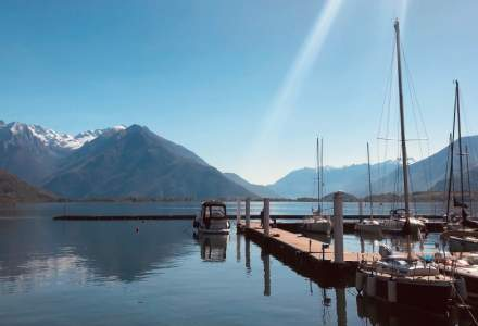 Vacante pe malul apei: lacuri europene de basm